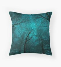 Simply Stare Upward Throw Pillow