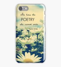 Poetic Life iPhone Case/Skin