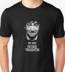 Dr. Who Patrick Troughton T-Shirt