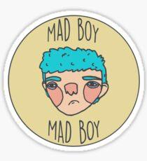 Mad Boy Sticker