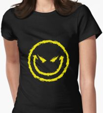 keep smiling Women's Fitted T-Shirt