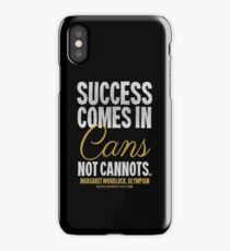 Canned Success T-shirts & Homewares iPhone Case