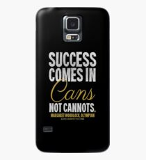 Canned Success T-shirts & Homewares Case/Skin for Samsung Galaxy