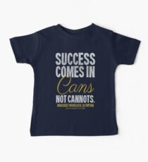 Canned Success T-shirts & Homewares Baby Tee