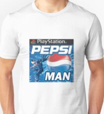 Pepsi Man Video Game T-Shirt
