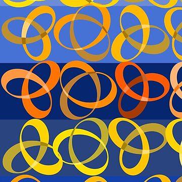 Dancing Rings by EnricPuig