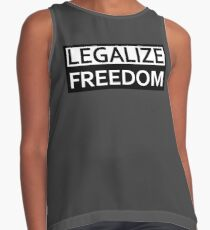 4e2bfd92 Legalize Freedom: Women's T-Shirts & Tops | Redbubble