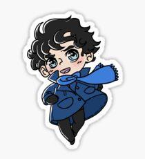 Sherlock Holmes Sticker
