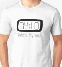 TAKEN BY SLEEP Unisex T-Shirt