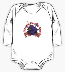 """BRDL """"The Purple People Beaters"""" - Clothing, Tablet/Phone Cases, Pillows & MORE Long Sleeve Baby One-Piece"""
