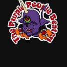 "BRDL ""The Purple People Beaters"" - Clothing, Tablet/Phone Cases, Pillows & MORE by BRDL"