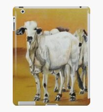 In the dry paddock iPad Case/Skin