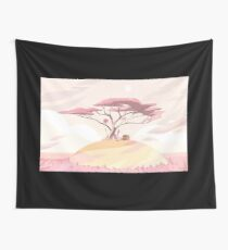 Lions' Mane Wall Tapestry