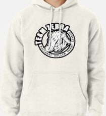 "BRDL ""Team Zebra"" Logo - Clothing, Phone Cases, Notebooks & MORE Pullover Hoodie"