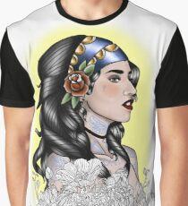 Semi Traditional. Graphic T-Shirt