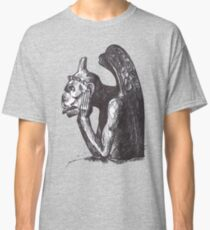 Gargoyle of Notre Dame 1 Classic T-Shirt
