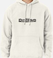 """BRDL """"Gold Diggers"""" Logo - Clothing, Pillows, Posters and MORE Pullover Hoodie"""