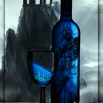 God Wine by ultimadesigns
