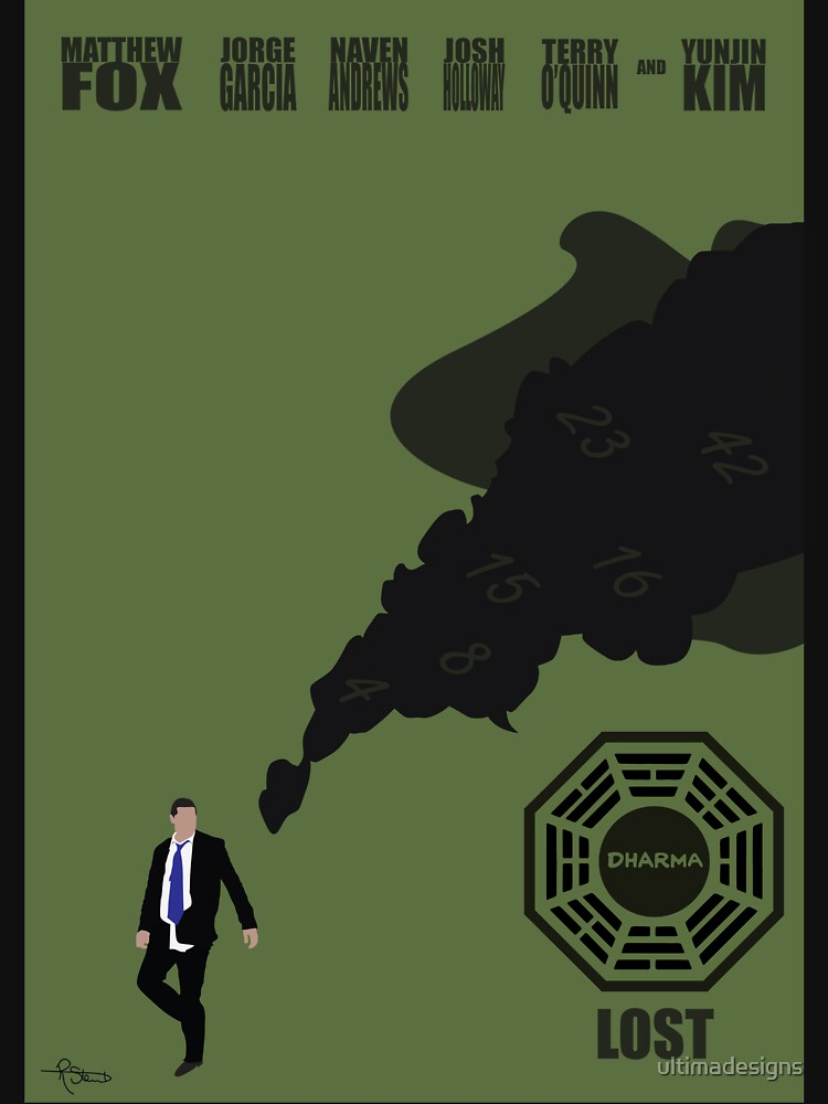 Lost Poster by ultimadesigns