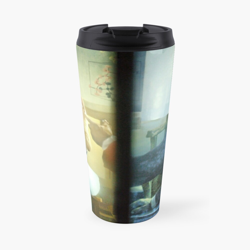D'Alì mirror Travel Mug