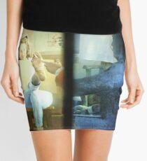 D'Alì mirror Mini Skirt