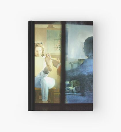 D'Alì mirror Hardcover Journal