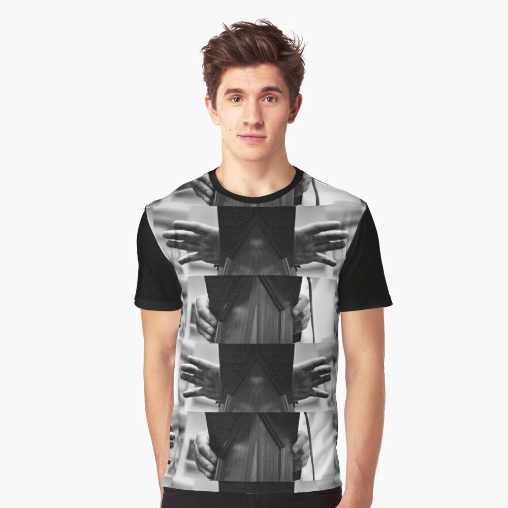 gestures 2 Graphic T-Shirt
