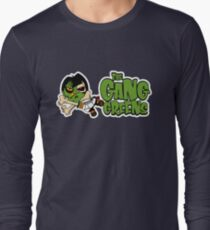 """BRDL """"The Gang Greens"""" Logo - Clothing, Stationery, Phone Cases & MORE! Long Sleeve T-Shirt"""