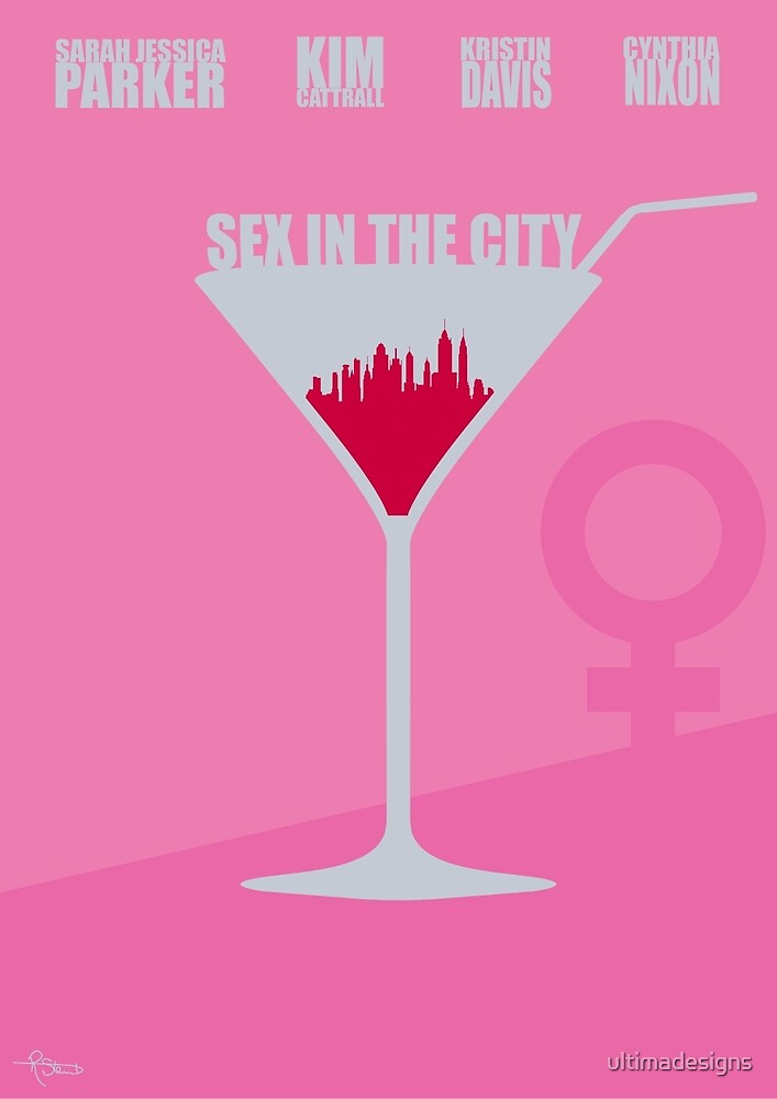 sex in the city posters
