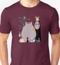 Studio Ghibli Gang Unisex T-Shirt