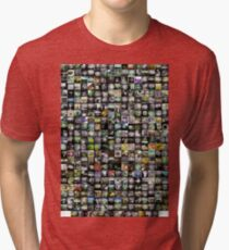 Complete 365 Project of 2012 Tri-blend T-Shirt