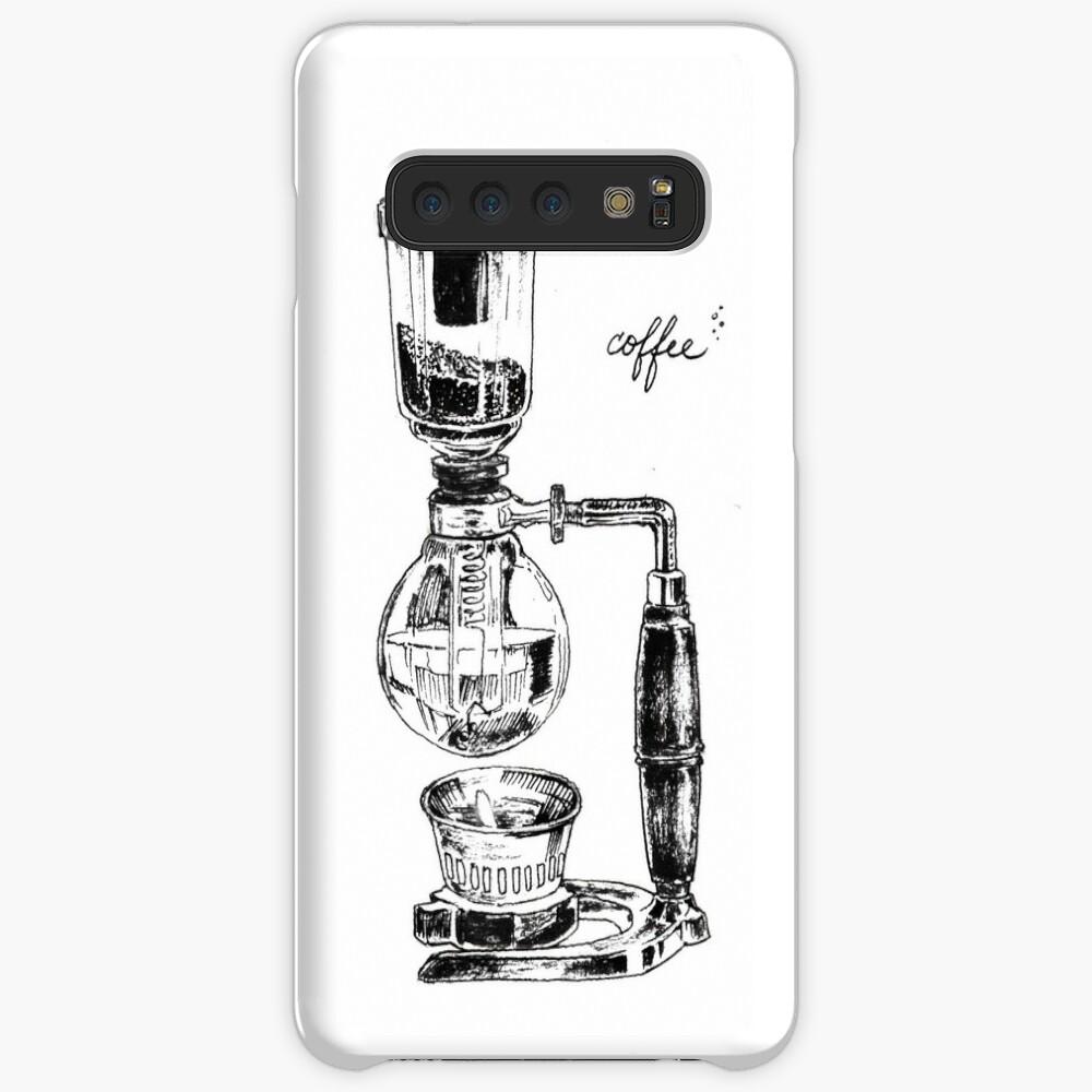 Siphon Coffee Hülle & Klebefolie für Samsung Galaxy