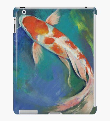 Kohaku Butterfly Koi iPad Case/Skin