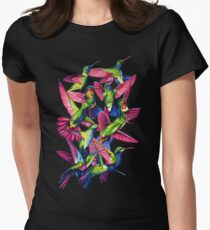 Hummingbird Dance in Sharpie T-Shirt
