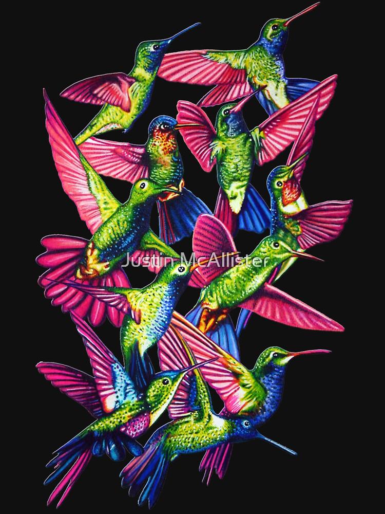 Kolibri-Tanz im Sharpie von JustianMCink