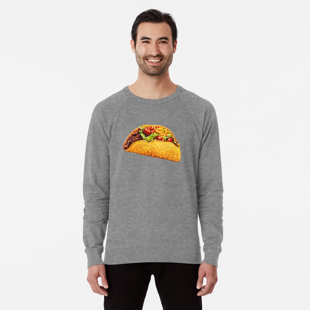Taco Lightweight Sweatshirt