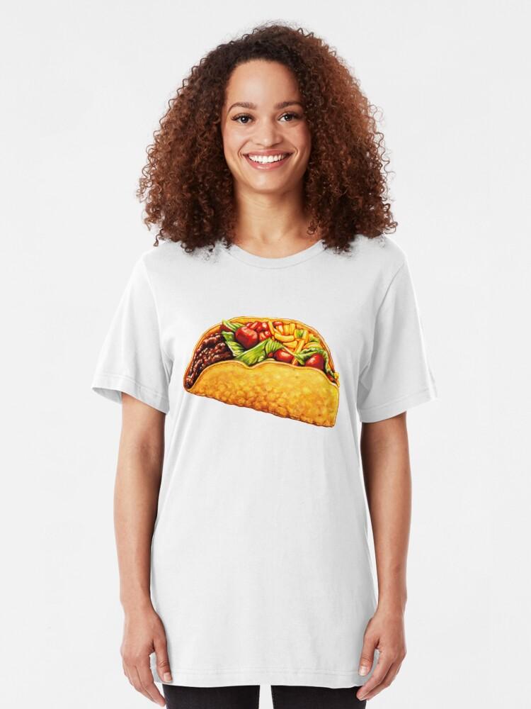Alternate view of Taco Slim Fit T-Shirt