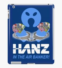 Arrested Banker iPad Case/Skin