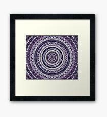 Mandala 10 Framed Print