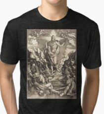 Albrecht Dürer or Durer The Resurrection Tri-blend T-Shirt