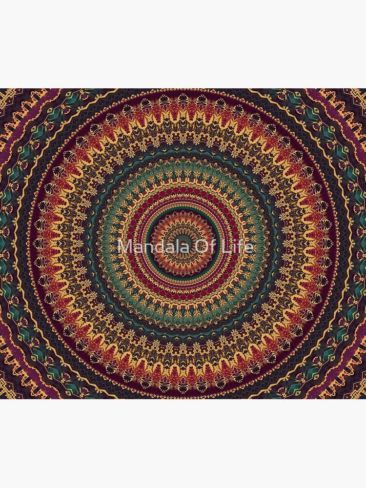 Mandala 11 by PatternsofLife