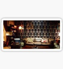 221B Living Room Sticker