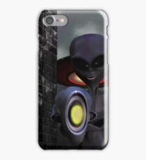 Evil Aliens iPhone Case/Skin