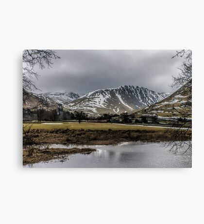 Hartsop Valley  Canvas Print