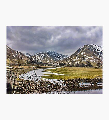 Hartsop Valley Views Photographic Print