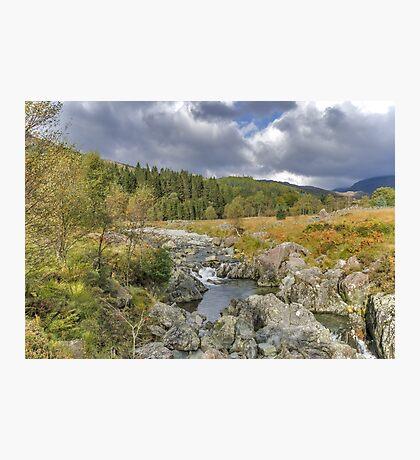 River Duddon Lake District Photographic Print