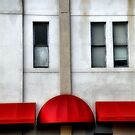 Red Awning by SuddenJim