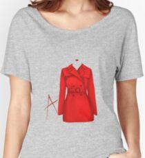 Camiseta ancha para mujer Le veo