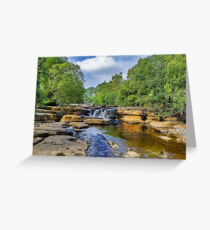 The Force at Keld Greeting Card