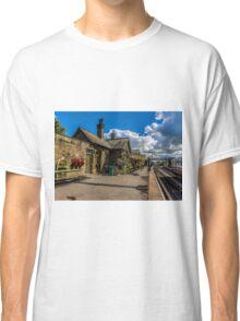 The Station Platform Classic T-Shirt